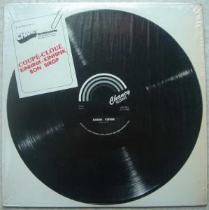 COUPE CLOUE - Kinhink - Kinhink / Bon sirop - 12 inch 33 rpm