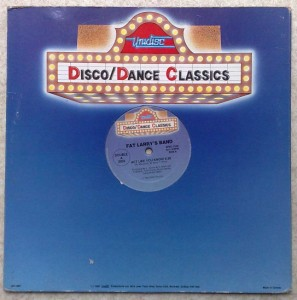 FAT LARRY'S BAND / FRANKIE SMITH / BRANDI WELLS - Act like you know / Double dutch bus / Watch out - 12 inch 33 rpm