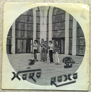 XORO ROXO - Noir et Blanc - LP