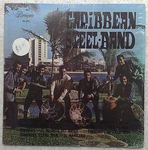 CARIBBEAN STEEL-BAND - Same - LP