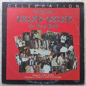 ORIGINAL SHLEU-SHLEU DE NEW-YORK - Celebration - LP