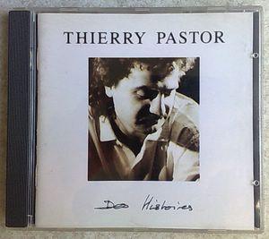THIERRY PASTOR - Des histoires - CD