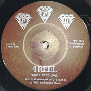 4 REEL - One life to live / Oh lover - 7inch (SP)