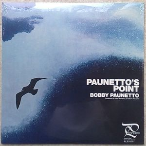 BOBBY PAUNETO - Paunetto's Point - LP