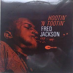 FRED JACKSON - Hootin' 'n Tootin' - LP