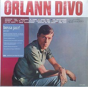 ORLANN DIVO - Same - LP