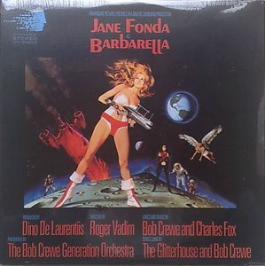 BOB CREWE AND CHARLES FOX - Barbarella - LP