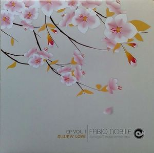 FABIO NOBILE - Always love / Fly to the moon - Maxi 33T