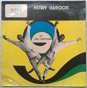 HENRY GUEDON ET LES CONTESTA - Same - LP