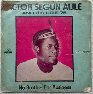 Actor Alile And His Ugie'75 - Poor Man Dey Suffer