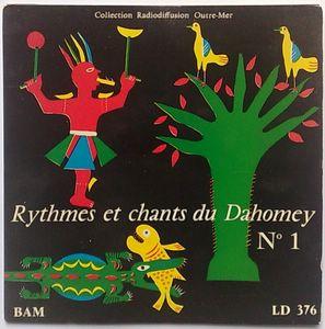 RYTHMES ET CHANTS DU DAHOMEY - N°1 - 7inch (SP)