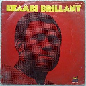 EKAMBI BRILLANT - Same - LP