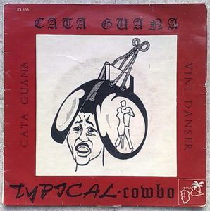 TYPICAL COMBO - Cata guana / Vini danser compas direct - 7inch (SP)