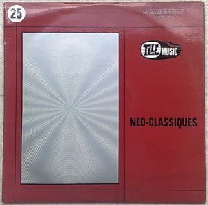RAYMOND GUIOT - Neo-Classiques - LP