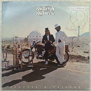 DALTON & DUBARRI - Success & Failure - LP