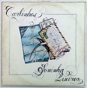 CARLINHOS E SONINHA QUEIROZ - Pra voce! - LP