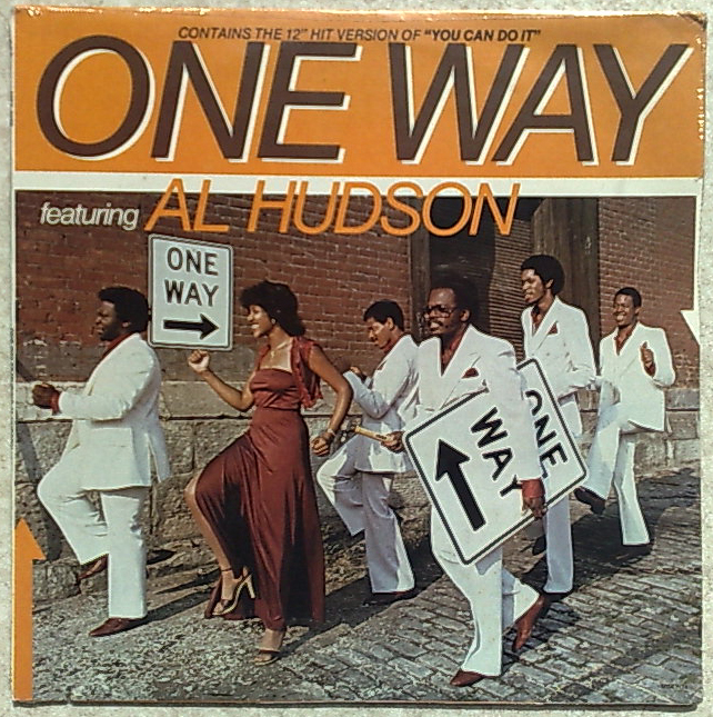 ONE WAY - Lady - LP