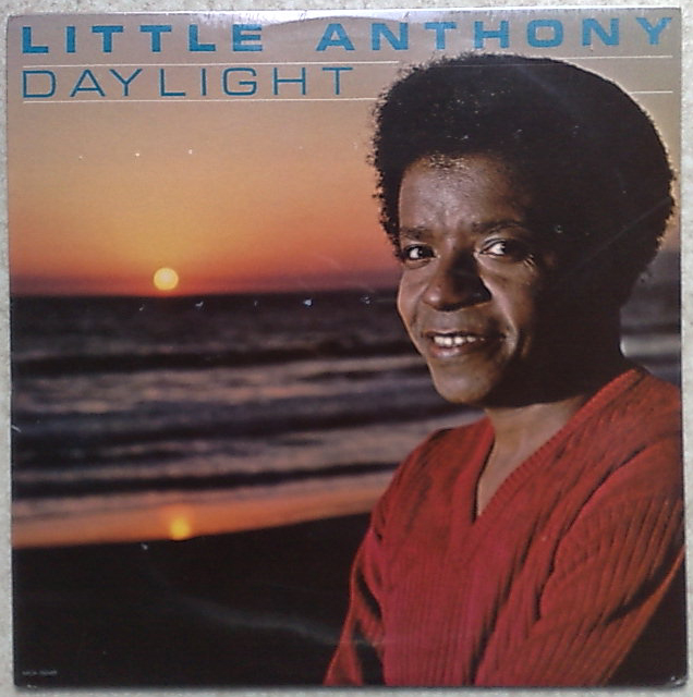 LITTLE ANTHONY - Day Light - 33T