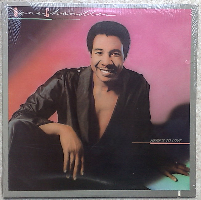 GENE CHANDLER - Here's to love - LP