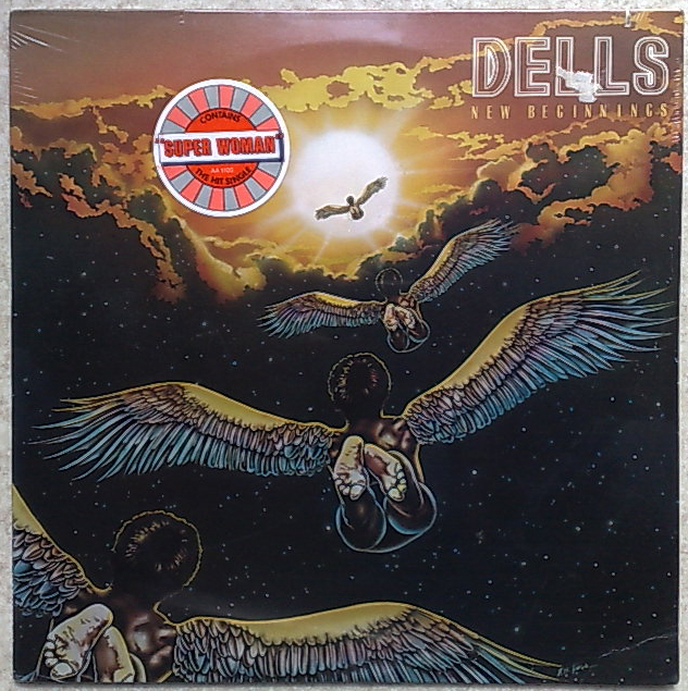 DELLS - New Beginnings - LP