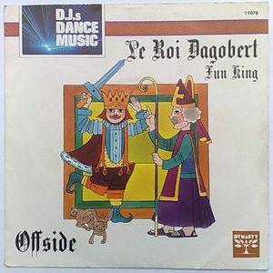 Offside Le Roi Dagobert Fun King
