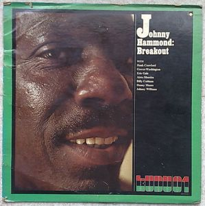 JOHNNY HAMMOND - Breakout - LP