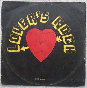 VA LOVER'S ROCK - Lover's Rock - LP