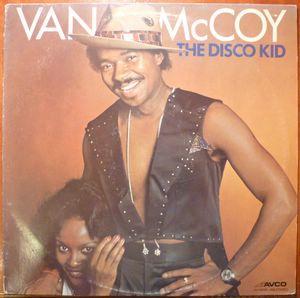 VAN MCCOY - The disco kid - LP