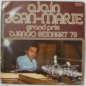 ALAIN JEAN-MARIE - Grand Prix Django Reinhart 79 - LP