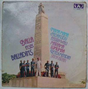 BALLA ET SES BALLADINS - Same - LP