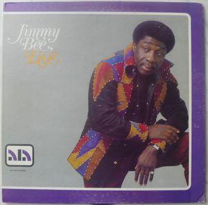 JIMMY BEE - Live - LP Gatefold