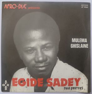 Egide Sadey - Soony