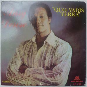 ANSY DEROSE - Quo vadis terra - LP