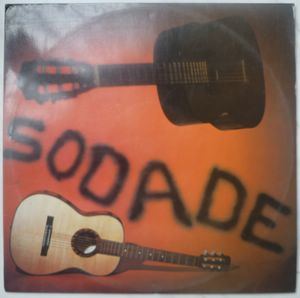 HUMBERTOI E TOI - Sodade - LP