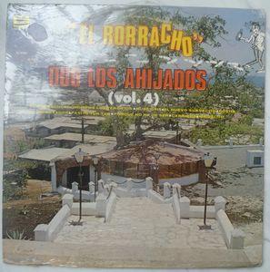 DUO LOS AHIJADOS - El Borracho - LP