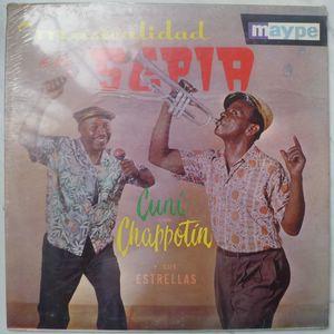 CUNI CON CHAPPOTIN Y SUS ESTRELLAS - Musicalidad en Speia - LP