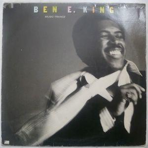 BEN E. KING - Music trance - LP