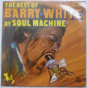 SOUL MACHINE - The Best of Barry White - LP