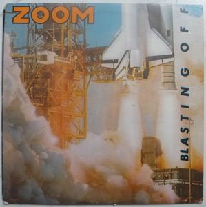ZOOM - Blasting off - LP