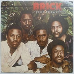 BRICK - Stoneheart - LP