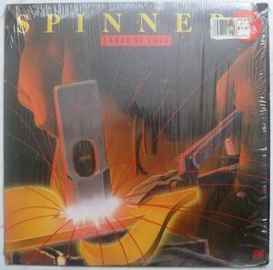 SPINNERS - Labor of love - LP