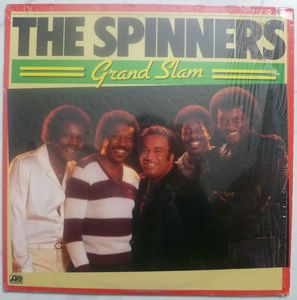 THE SPINNERS - Grand Slam - LP