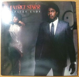 MAURICE STARR - Spacey lady - LP