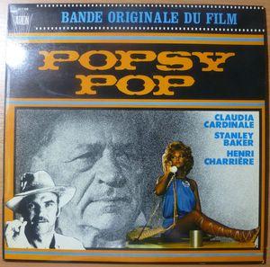 VA: LOS CARACAS, STEEL BAND DE TRINIDAD, LOS QUIRP - Popsy Pop - LP