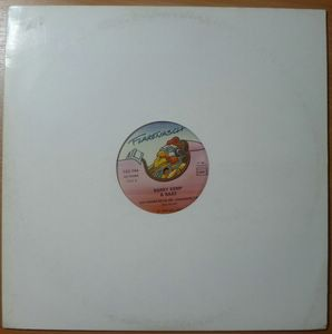 BARRY KEMP & RAZZ - Les chose de la vie  / Instrumental - 12 inch 33 rpm