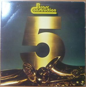 BRASS CONSTRUCTION - 5 - 33T
