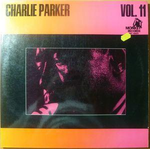 CHARLIE PARKER - Volume 11 - Double LP Gatefold