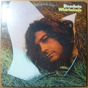 DEODATO - Whirlwinds - LP Gatefold