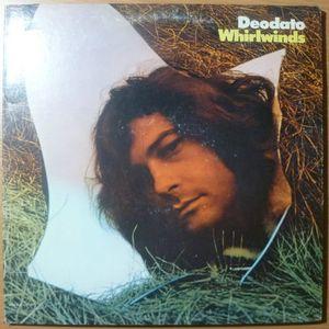 DEODATO - Whirlwinds - LP Gatefold