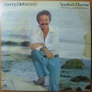 BARRY DEVORZON - Nadia's theme - LP